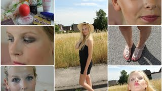 ☼ GETTING READY SOMMER  Hair, Makeup, & Outfit! I #STWG Thumbnail
