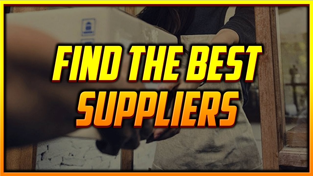 How to Find Good Wholesale Suppliers & Get Approved