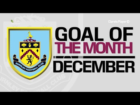 GOAL OF THE MONTH | December
