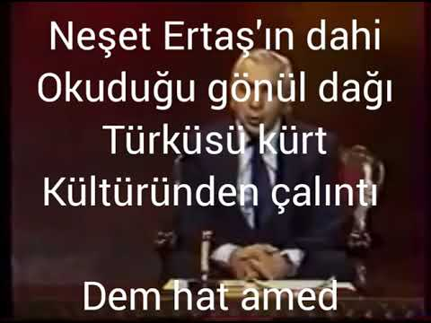 Türklerin Kürtlerden çaldığı Bir Müzik Were Lê Lê Lê Were Dîlberê