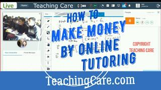 How to make money by online tutoring: https://www.teachingcare.com/ https://www.studyinnovations.com/ tutoring in india has opened new ways of making ...