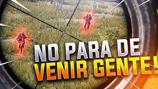 🔥 ¡NUNCA HABÍA TENIDO TANTA ACCIÓN EN LAS ROCAS! 🔥 PLAYERUNKNOWN'S BATTLEGROUNDS ESPAÑOL (PUBG)