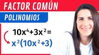 Extraer Factor Común de un Polinomio - Cómo Sacar Factor Común