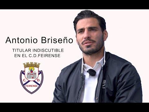 ANTONIO BRISEÑO TITULAR INDISCUTIBLE EN C D FEIRENSE P1