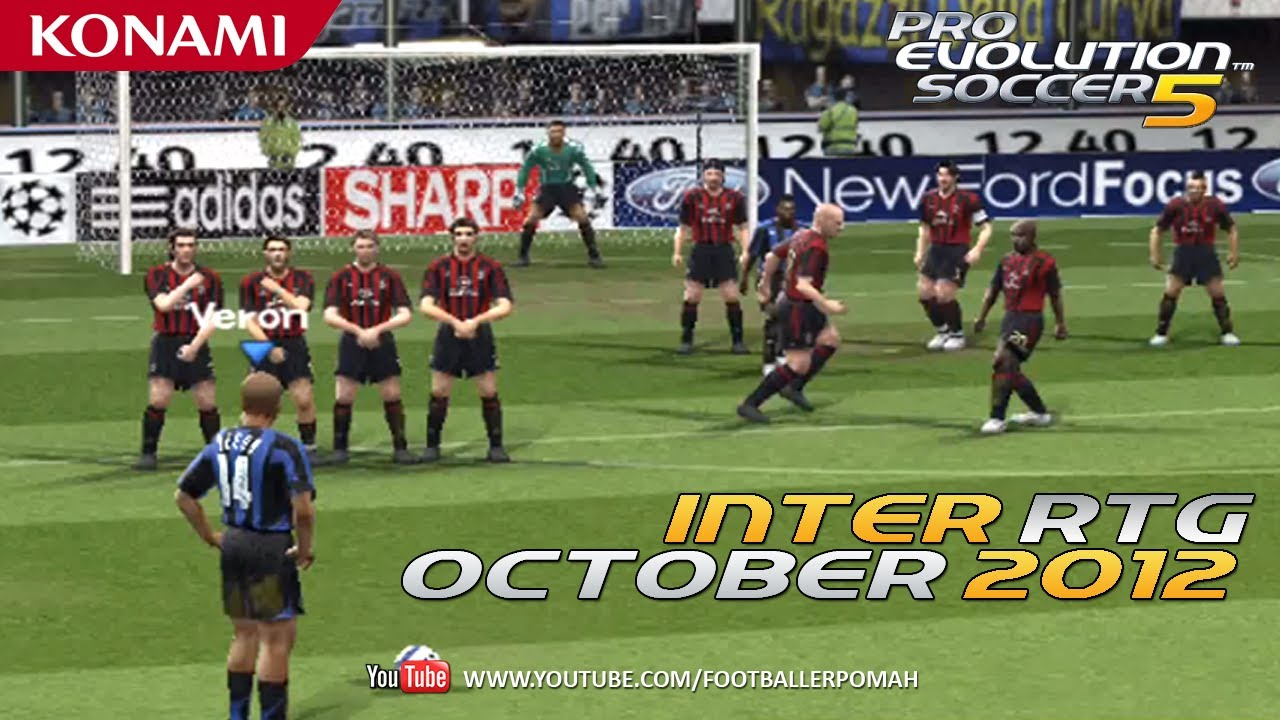 Pes 5 inter rtg october 2012 youtube - Pro inter haguenau ...