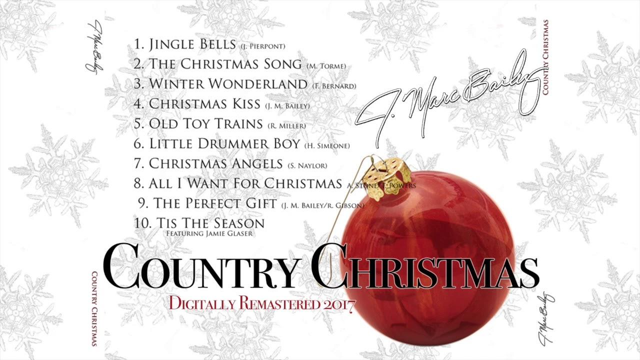 Christmas Angels - J. Marc Bailey\'s Country Christmas - YouTube