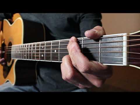 Slow Dance In A Parking Lot - Jordan Davis | Acoustic Guitar Cover