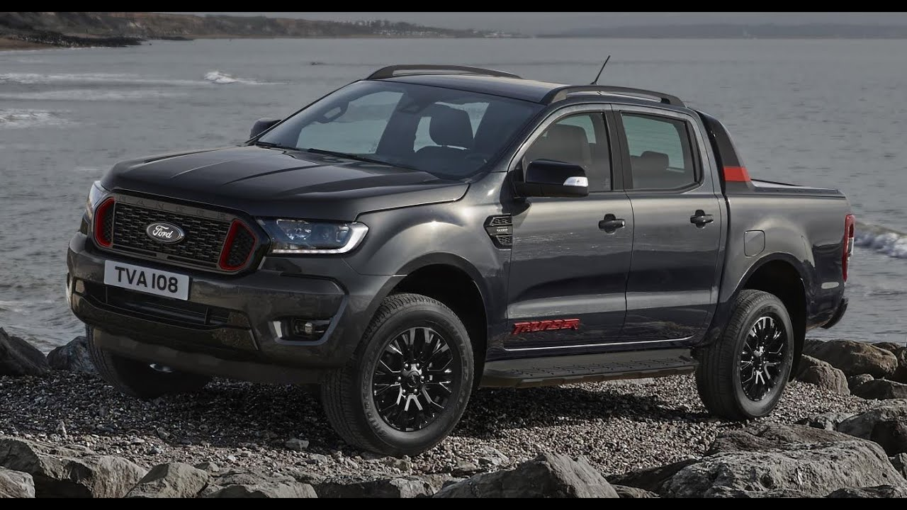 2020 Ford Ranger Thunder Youtube