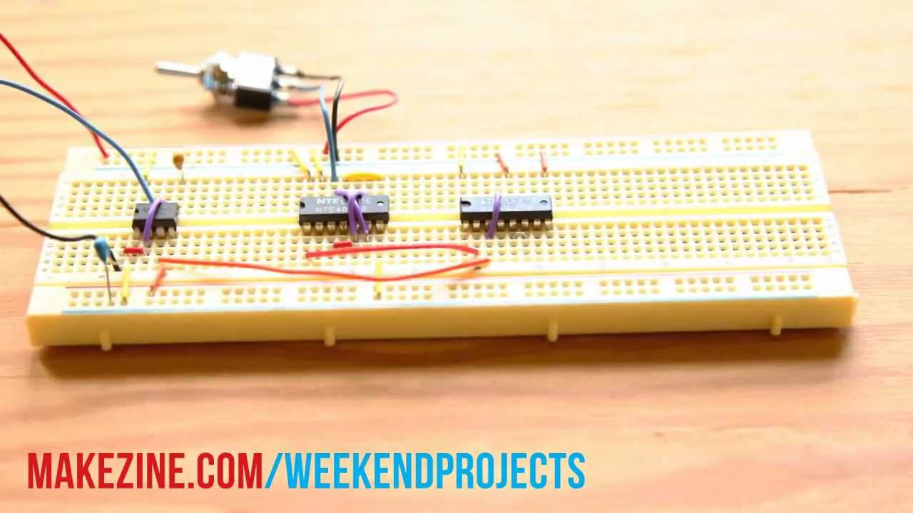 Weekend Projects - Projects in Motion - YouTube