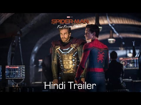 SPIDER-MAN: FAR FROM HOME – Official Trailer | Hindi | In Cinemas July 5