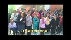 Niños del CAM 4 de Huajuapan cantan por una sociedad incluyente