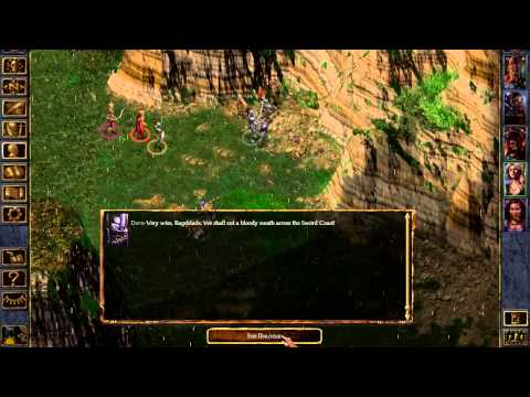 Let's Play Baldur's Gate Enhanced Edition #5 Reloaded Retribution |