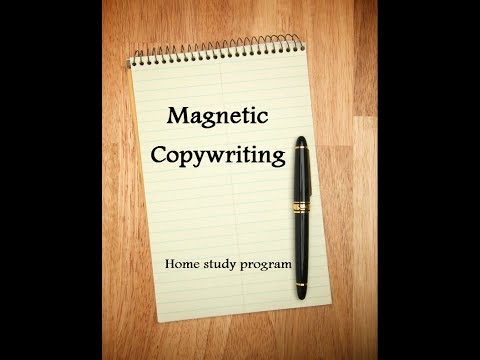 Magnetic Copywriting Home Study Program