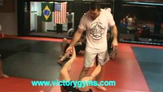Gracie Humaita – Victory SD: Dean Lister Open Guard Attacks – Rolling ToeHold Footlock