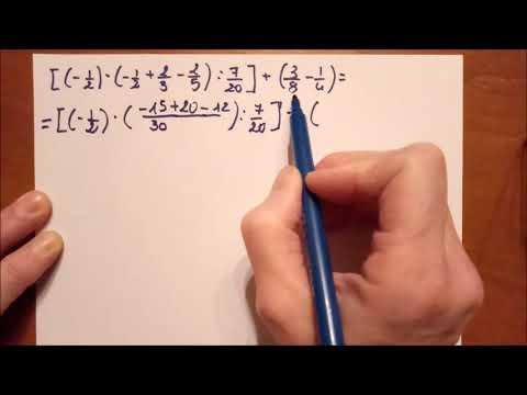 26 numeri periodici e frazioni from YouTube · Duration:  8 minutes 5 seconds