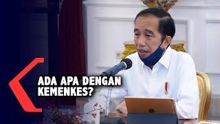 Jokowi Ingatkan Kemenkes: Jangan Bertele-tele!