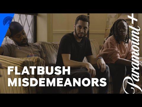 Flatbush Misdemeanors | Premiere 1st June | Paramount+ Nordic