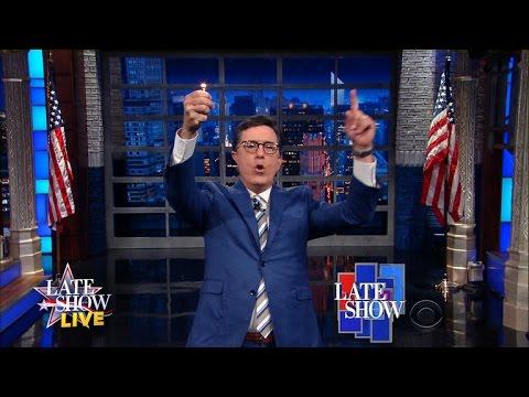 Donald Trump Accepts The Republican Nomination