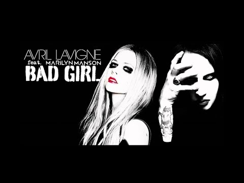 Avril Lavigne - Bad Girl ft. Marilyn Manson (TR Altyazı)