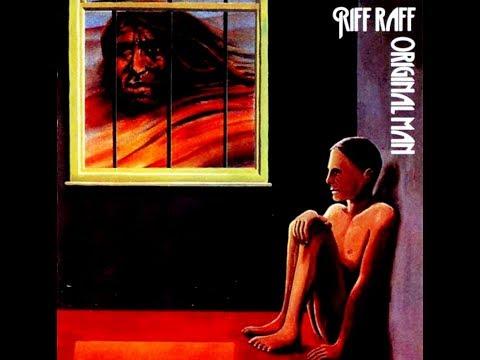 Riff Raff - Original Man 1974 FULL VINYL ALBUM