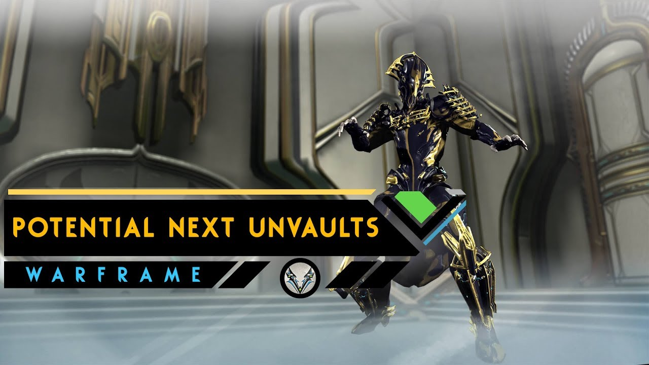 Warframe: The Next Potential Prime Frames & Weapons To Be Unvaulted - Prime  Vaults