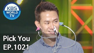 Pick You [Gag Concert / 2019.11.02]