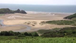 Scamperholidays Three Cliffs Bay View
