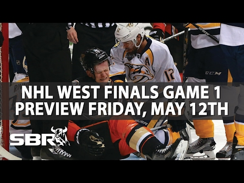 NHL Picks | Ian Cameron's Play For Game 1 Of The 2017 Western Conference Finals