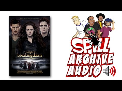 'The Twilight Saga: Breaking Dawn - Part 2' Spill Audio Review