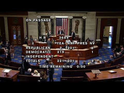 House passes $760B package along party lines, hoping to sway infrastructure debate