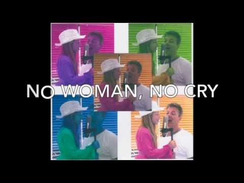 'No Woman, No Cry'. A Cover By Unknown Artist (Featuring Missy India White).
