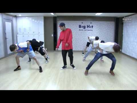 BTS Dope dance practice Japanese Version