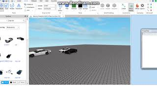 Roblox Studio - How to get your propertie tab ontop explorer vice versa