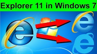 Download How To Download Internet Explorer 11 For Windows 7