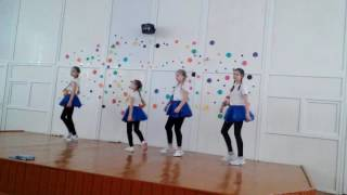 Спортивный танец 2016.Песня IOWA-Бьет бит