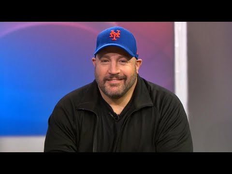 """Kevin James on """"Kevin Can Wait"""" and Netflix special"""