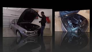 BMW Washer Fluid Level Low Warning