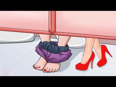 Kadınların Sürekli Yapmak İstediği 10 Şey