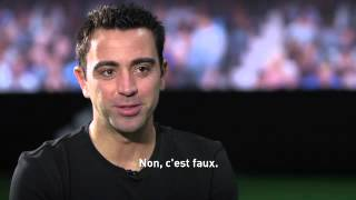 Xavi :