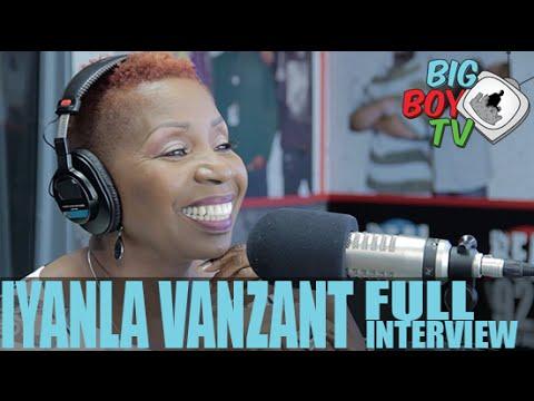 "Download Iyanla Vanzant on ""Iyanla Fix My Life"", Karrueche, And More! (Full Interview) | BigBoyTV"