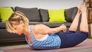 Core Workout – Pilates für den Bauch und unteren Rücken