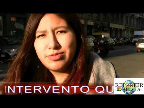 Reporter Bolivia/Italia   DRAMA DE UNA FAMILIA BOLIVIANA EN ITALIA
