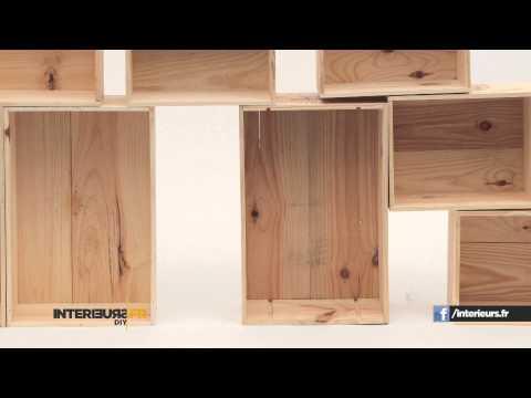 DIY : Comment fabriquer vos étagères ?