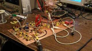 Homebrew 20 Meter SSB Receiver