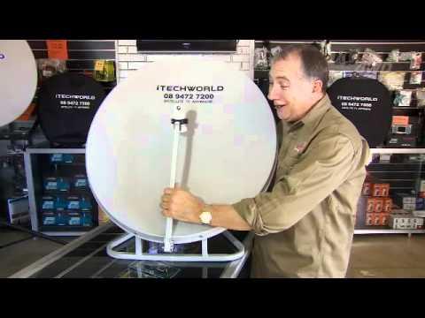 SATELLITE TV ANYTIME ANYWHERE IN AUSTRALIA