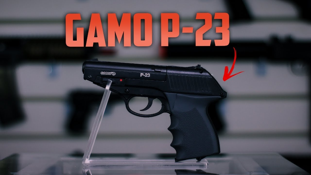 Review Air Gamo P 23 4 5mm Falcon