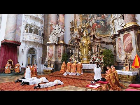 Download FSSP Wigratzbad - Ordinations 2021