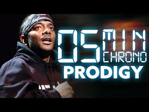 Prodigy (Mobb Deep), sa carrière musicale résumée en 5min Chrono