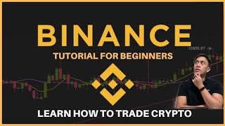 HOW TO SPOT TRADE IN BINANCE FOR BEGINNERS?
