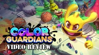 Review: Color Guardians (PlayStation 4, PS Vita & PS3)